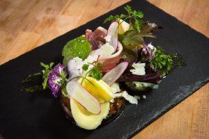 La cuisine du Chef Salade italienne 'Index Restaurant 87 boulevard de l'Europe Pierre-Bénite