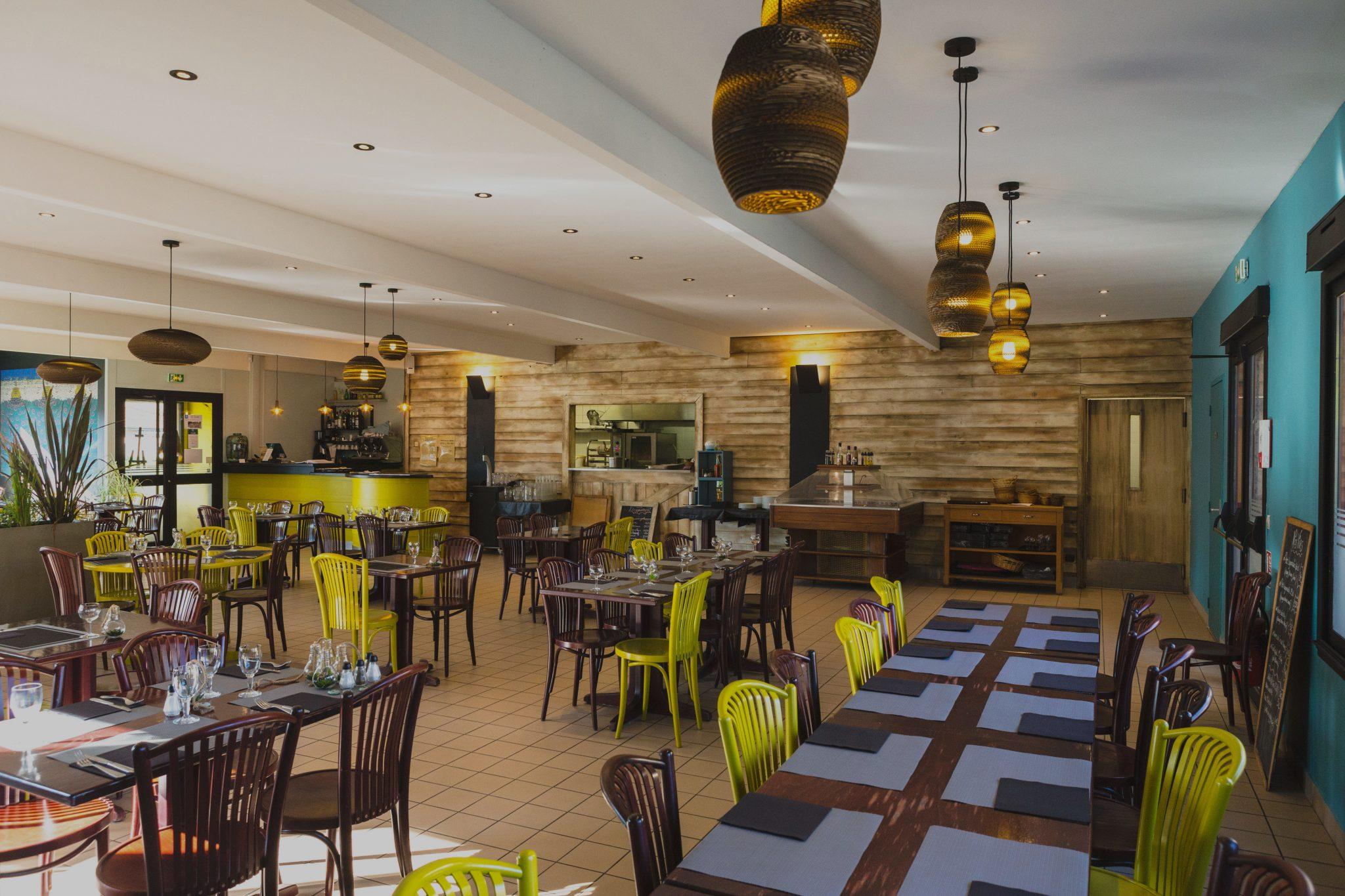 Accueil l'Index Restaurant